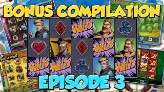 Casino Bonus Opening - Bonus Compilation - Bonus Round episode #3