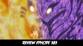 Review Naruto shippuden Episode 383