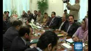 News Package - Iran & Afghanistan President meet Pakistan Prime Minister