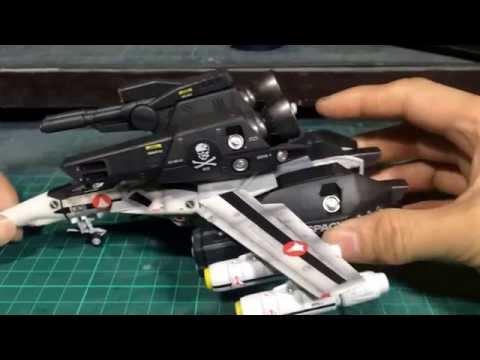 Super Gau~oku Valkyrie 1//72 Macross series No.26 VF-1S A Strike