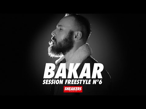 Youtube: Sneakers Radio – Session Freestyle nº6 – Bakar