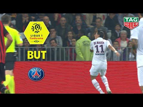 But Angel DI MARIA (21') / OGC Nice - Paris Saint-Germain (1-4)  (OGCN-PARIS)/ 2019-20