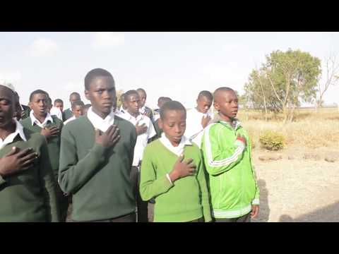 """""""A school in the heart of Masai land, offering free education"""""""