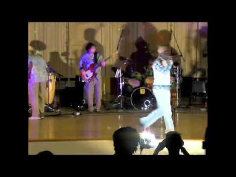 King Mensah en Live Inedit concert