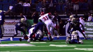 2011 Arena Football League Highlights