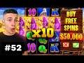 $50000 BONUS BUY on Buffalo King Megaways, PROFIT on Crypto Trading! - AyeZee Stream Highlights #52