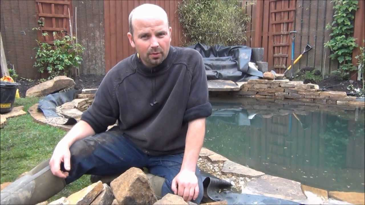 Fish pond construction near newcastle by pondguru youtube for Ponds to fish in near me
