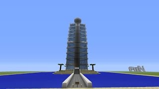 tutorial burj al arab minecraft ciudad pt 5