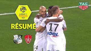 Amiens SC - Stade Brestois 29 ( 1-0 ) - Résumé - (ASC - BREST) / 2019-20
