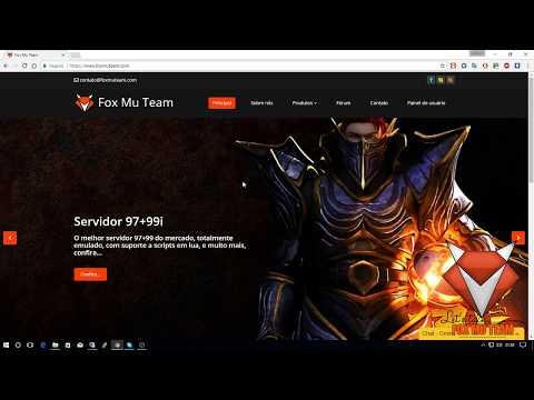 Fox Mu TeaM - Apresentação completa Plugin 1.0 Downgrade 97D