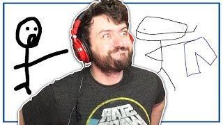 3..2..1.. PANTS OFF! | Skribbl.io / Draw My Thing w/ Friends