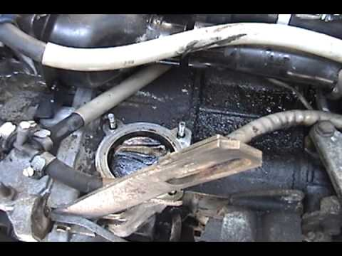 3 1l Engine Diagram 1991 Volkswagen Vanagon Exhaust And Oil Leak Repairs