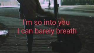 Ariana Grande - Into You Remix (ft Mac Miller) Lyrics