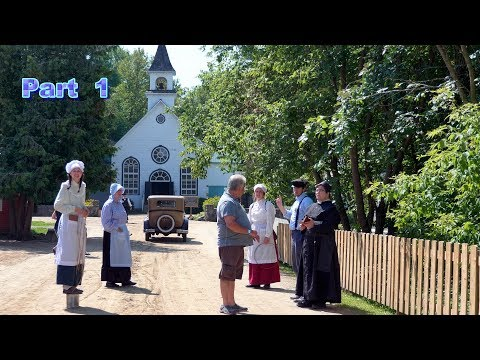 Village Québecois d'antan 1/3  - Drummondville - Québec - Canada