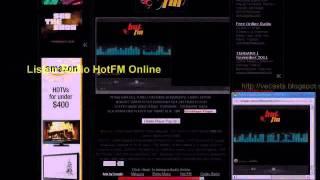 Listen Radio HotFM Online http setcast blogspot com 2012 03 hotfm online html