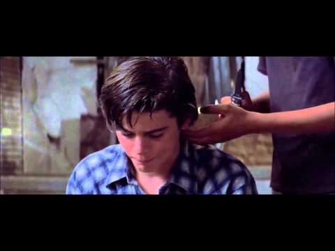 Haircut Scene  The Outsiders HD