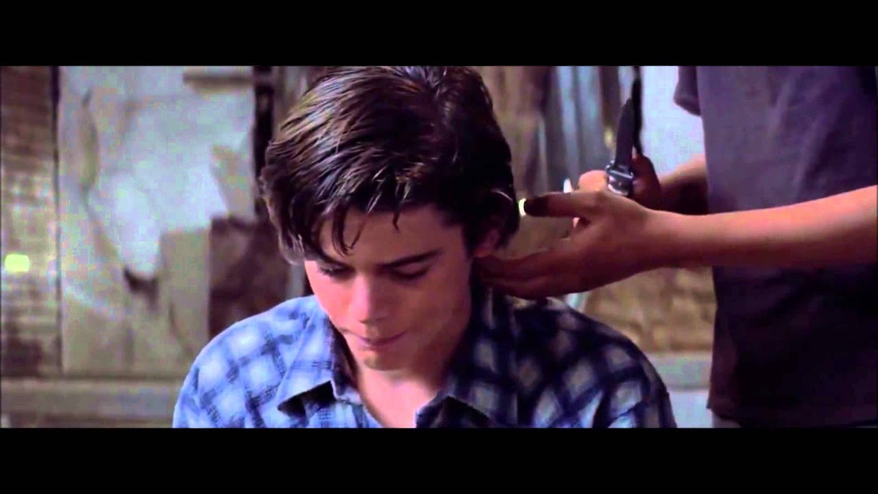 Haircut Scene The Outsiders Hd Youtube