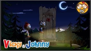 Vicky & Johnny | Episode 19 | TOILET 2 | Full Episode for Kids | 2 MIN