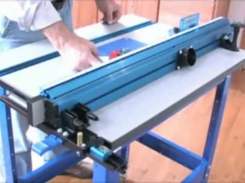 Kreg router table youtube kreg router table greentooth Images