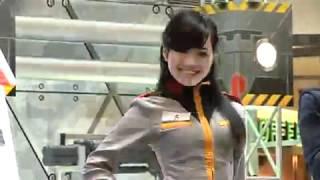 E-Max X Miss GUNDAM 高達少女Cosplay 選舉