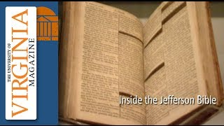 UVA Magazine Presents: Inside the Jefferson Bible