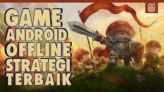 5 GAME ANDROID STRATEGI OFFLINE TERBAIK 2017