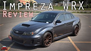 2014 Subaru Impreza WRX Review