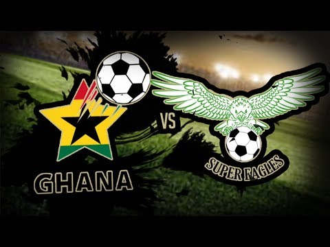 Super Eagles Vs. Ghana FC | Philam Life 7's Football League
