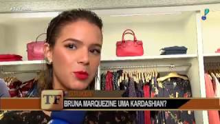 Bruna Marquezine explica por que vai se afastar das novelas por longo tempo
