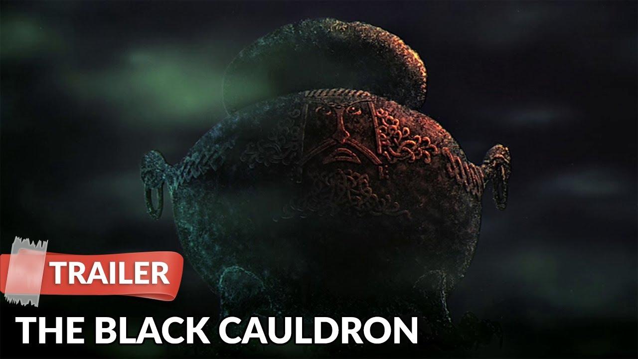 The Black Cauldron 1985 Trailer | Disney