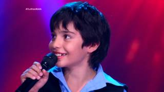 Juan José cantó Malagueña de P. Galindo y E. R. - LVK Col - Audiciones a ciegas - Cap 6 – T2