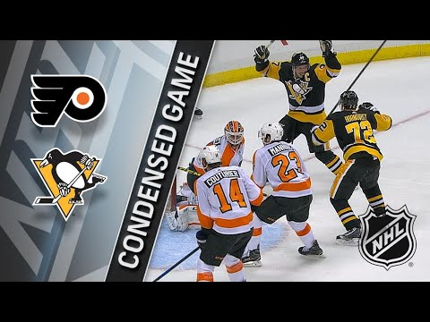 11/27/17 Condensed Game: Flyers @ Penguins