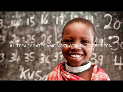 Make A Difference - Female Education in Developing Countries