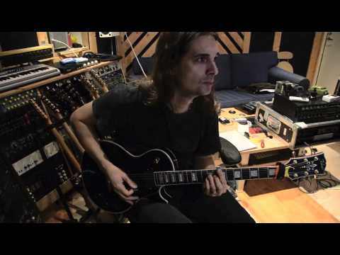 Kiko Loureiro new album- Guitar recordings Chapter I