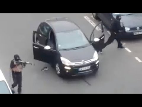 Paris Terrorist Attack On Charlie Hebdo Satire Magazine News + Analysis