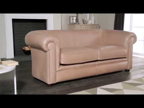 hampton chesterfield sofa from sofas by saxon youtube. Black Bedroom Furniture Sets. Home Design Ideas