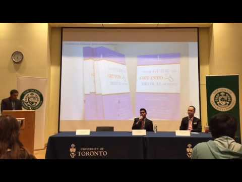Get Into Med School Seminar - Part 1: Speaker Panel Introduction