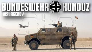 Arma 3 - Insurgencia en Kunduz, Bundeswehr mod