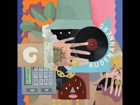 RudeManners - Avant Garde [Full BeatTape]