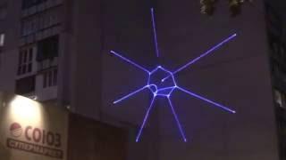 Лазерная реклама Чернигов(По вопросам размещения лазерной рекламы в Чернигове звонить по тел. 0681908319 Надежда., 2016-08-16T19:42:59.000Z)