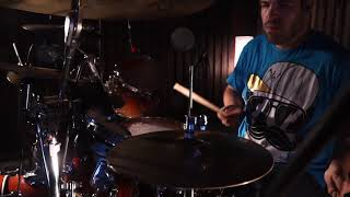 Nobody Speak Drum Cover by Yoav Shechter