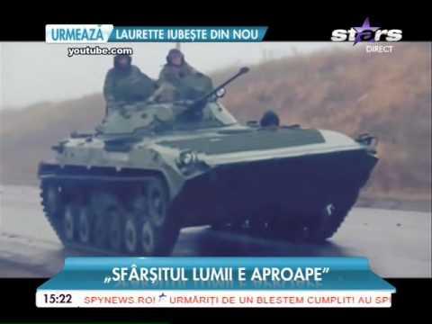 """Un cunoscut duhovnic român de la Muntele Athos, profeții sumbre: """"Sfârșitul lumii e aproape!"""""""