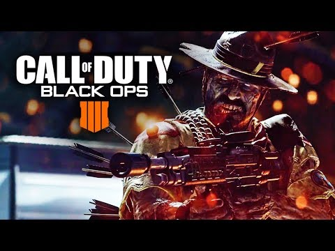 Call of Duty Black Ops 4:  Operation Apocalypse Z — Official Cinematic Trailer #1