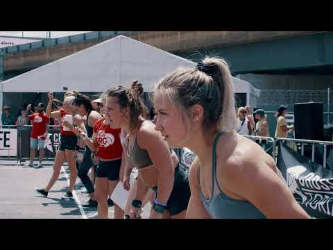"2018 - ""Strongman Dianne"" Highlights"