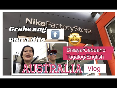 NIKE Factory Store INSANE PRICES || My BROTHER's First And Second Visit || Gold Coast Australia