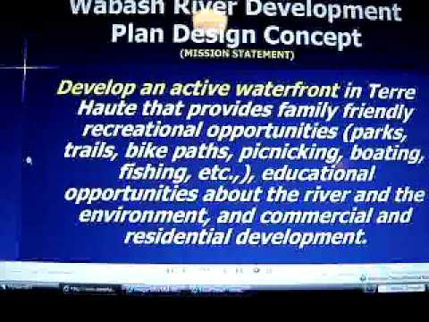 Wabash River Development.you never saw and they dont whant y