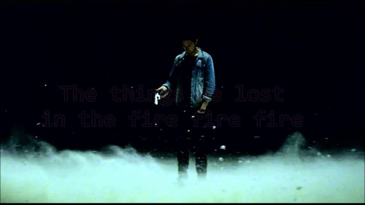 Bastille - Lost In Fire With Lyrics