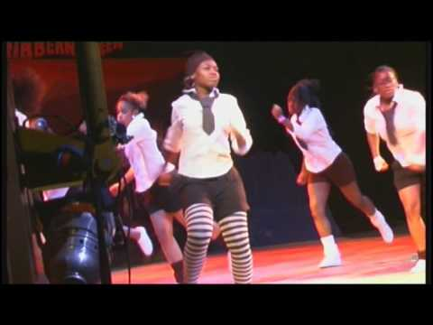 Keep It Street Dance Production@ Miss African Caribbean Queen 2007