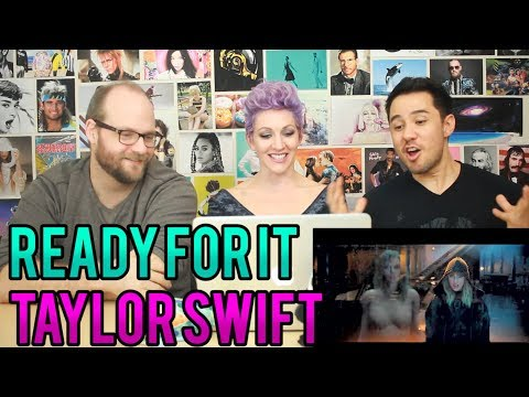 Download Youtube: TAYLOR SWIFT - ...Ready For it? - REACTION!!