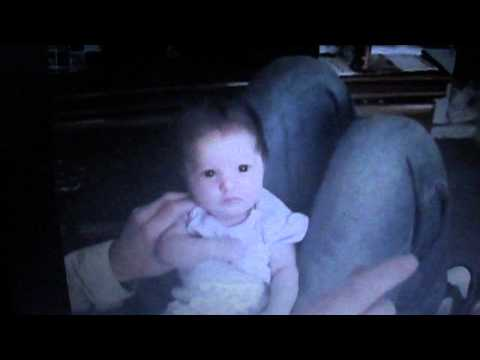 steve-hill's-home-video-of-1-mo.-old-daughter-cameron-with-jennifer-at-their-pacific-beach-home